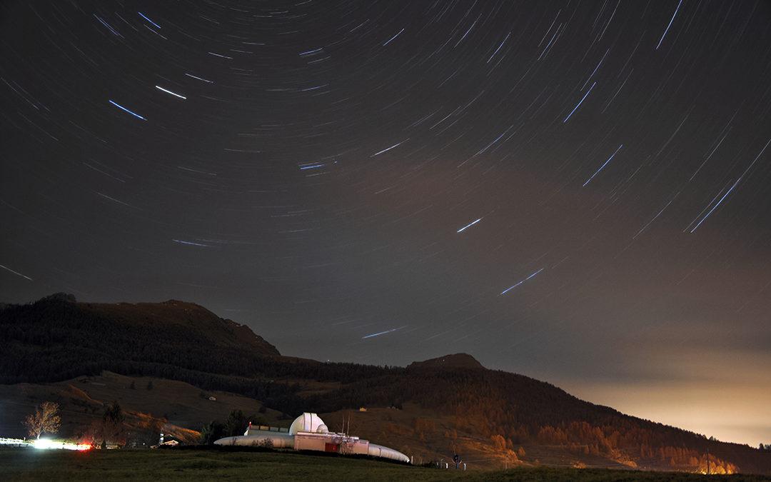 Fira nyår under stjärnorna med andra unga på ESO Astronomy Camp 2016