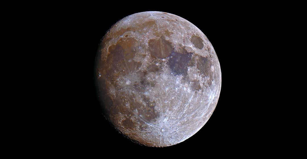 Pressmeddelande: Hela Sverige blickar mot månen när Astronomins dag och natt firas den 8 oktober