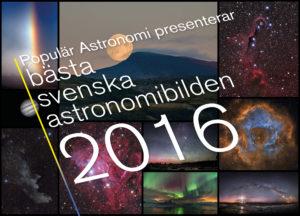 Bästa svenska astronomibilderna 2016