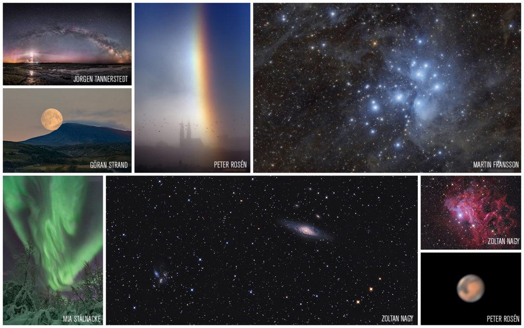 Pressmeddelande: Upptäck universum – ny fotoutställning visar upp stjärnhimlens prakt