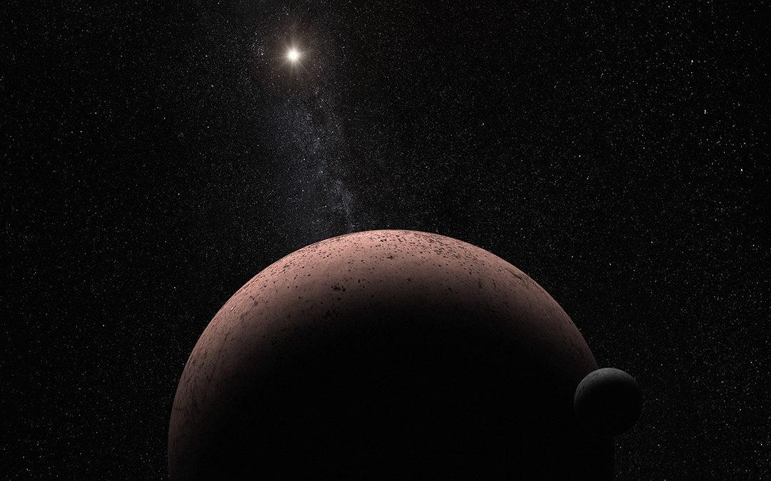 Bild: NASA, ESA, och A. Parker (Southwest Research Institute)