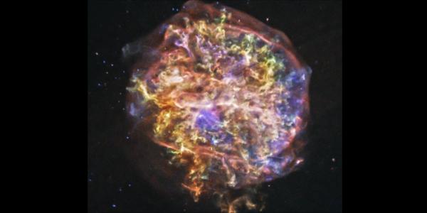 Supernovarester! Föredrag i Stockholm 7 november