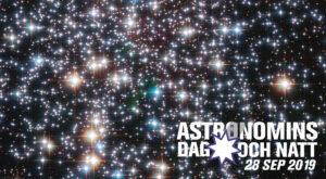 Stjärnor i klothopen M4 enligt Hubbleteleskopet, bild: ESA/Hubble & NASA