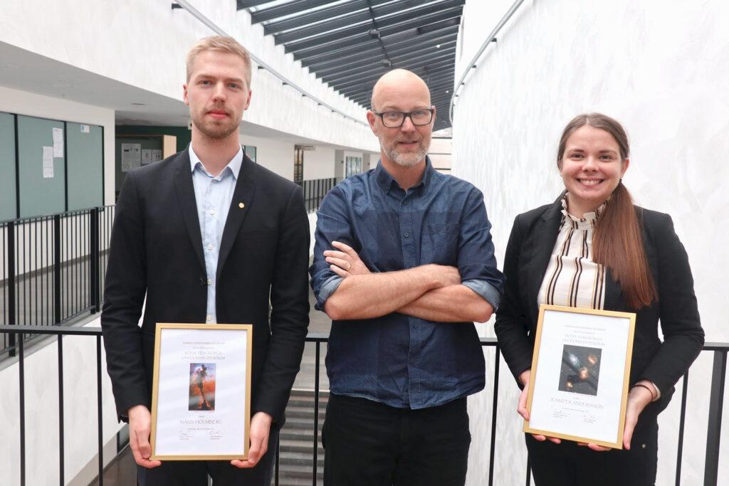 Ungdomstipendiater 2019, foto: Peter Linde