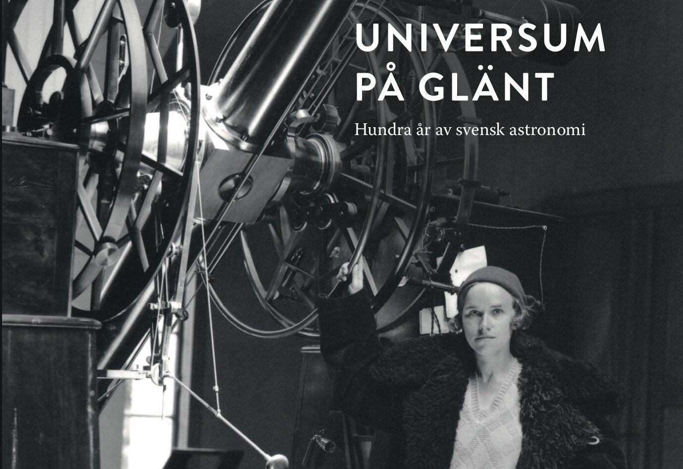 Ny bok: Universum på glänt